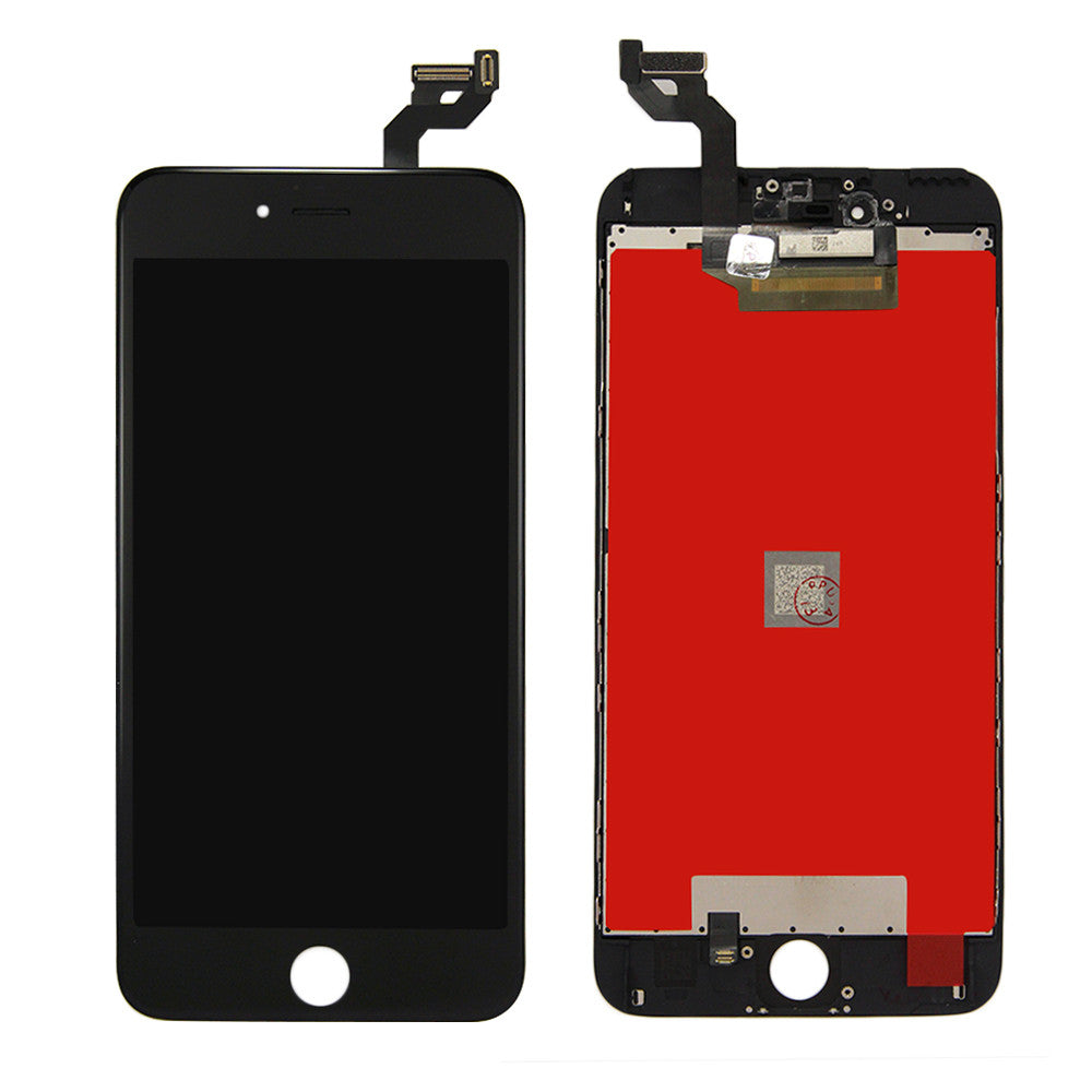 LCD and Touch Screen Digitizer for iPhone 6S Plus Black - (FOG/Premium)