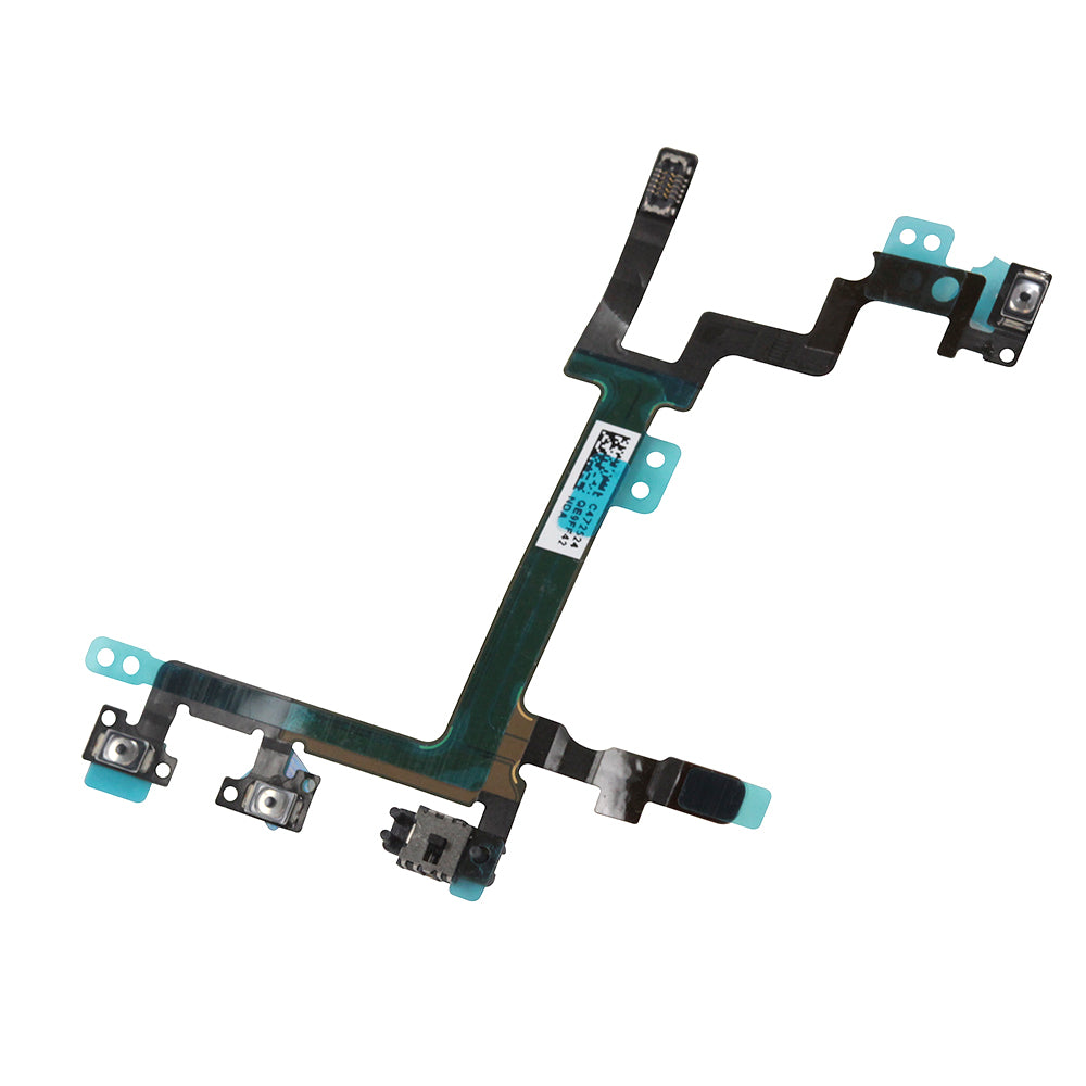 Power Volume Flex Cable for iPhone 5