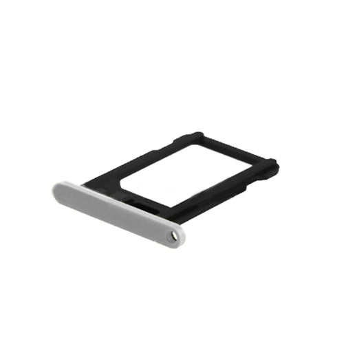 Sim Card Tray for iPhone 5c White