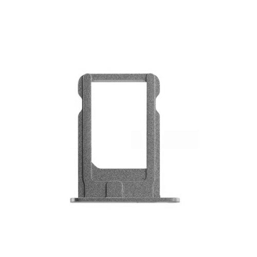 Sim Card Tray for iPhone 5S SE Silver