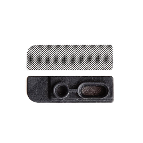 Earpiece Anti-Dust Rubber Mesh for iPhone 5 5S 5C