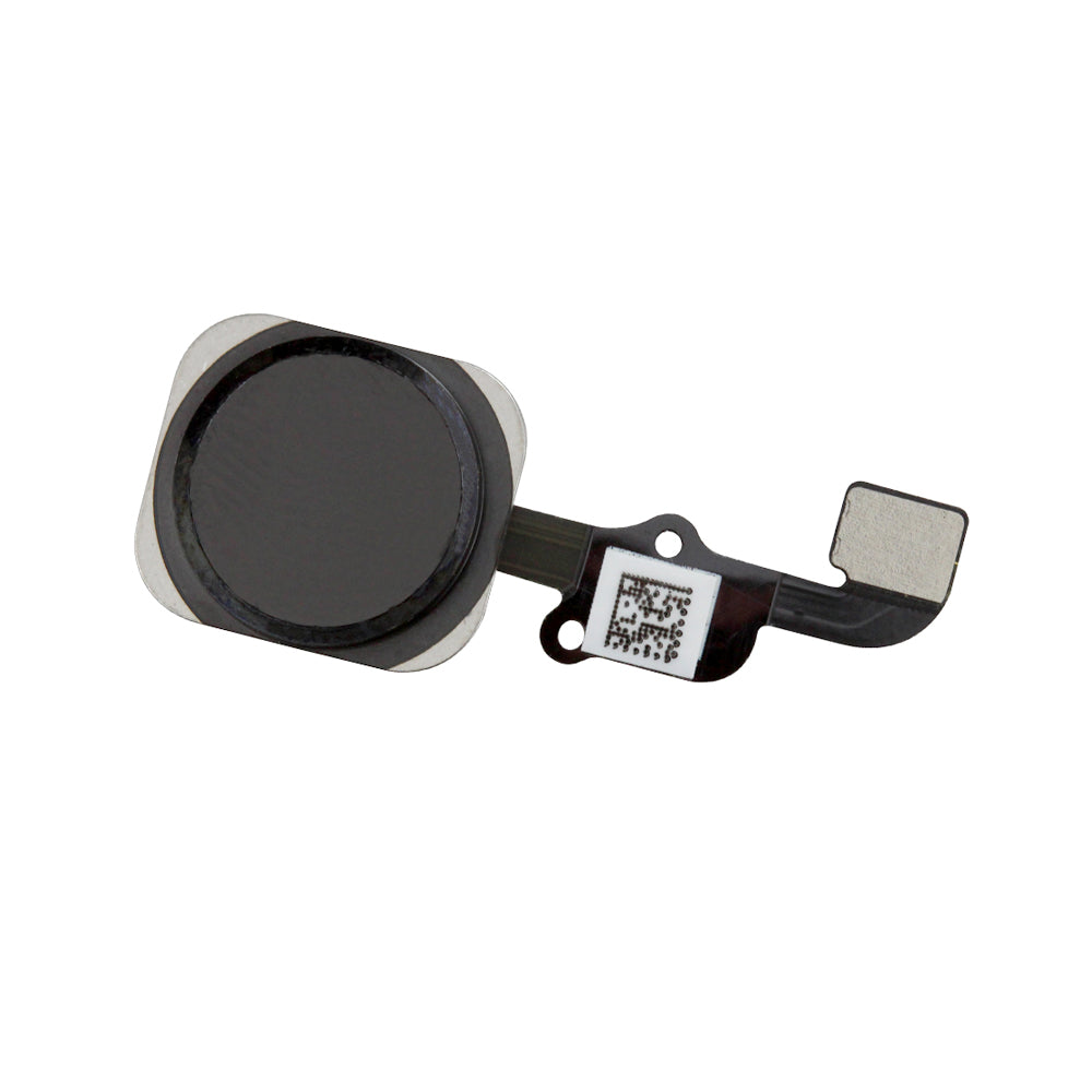 Home Button Flex Cable for iPhone 6 / 6 Plus Black (OEM)