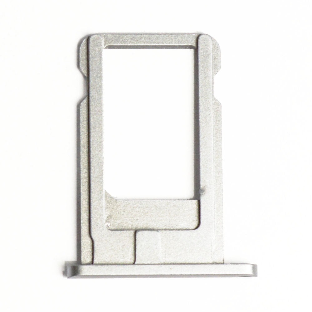SIM Card Tray for iPhone 6 Space Silver