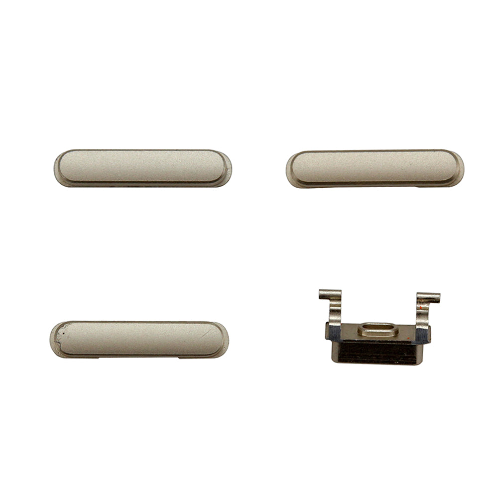External Power, Volume, & Mute Buttons for Apple iPhone 6 Gold