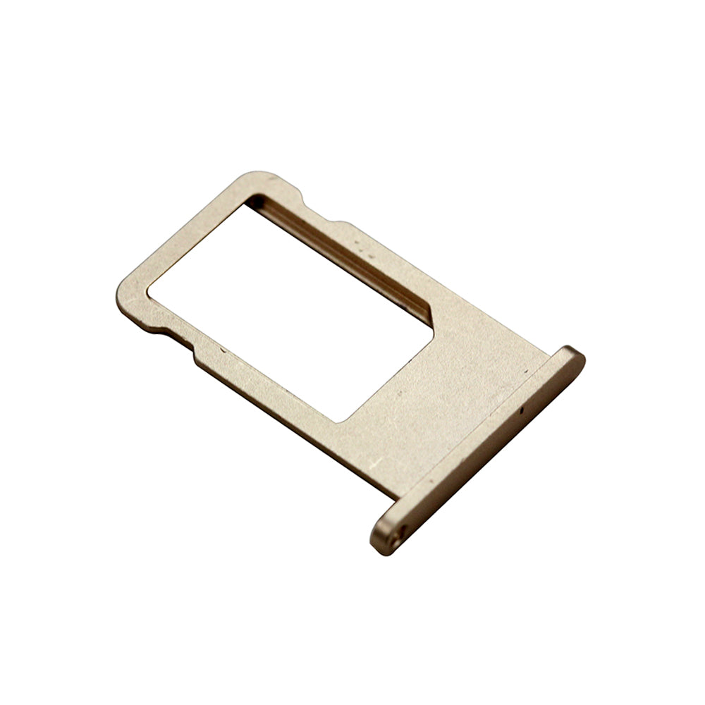 SIM Card Tray for Apple iPhone 6 - Gold