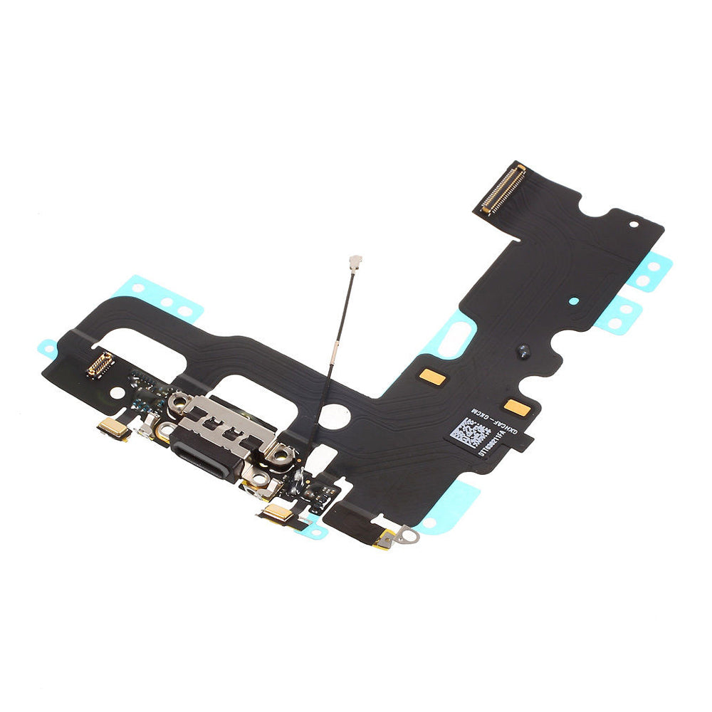 Charging Port Flex Cable for iPhone 7 - Grey