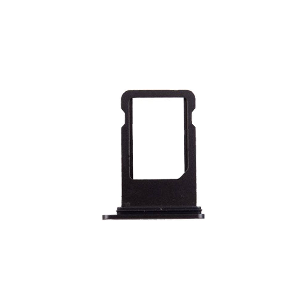 Sim Card Tray for iPhone 8 / iPhone SE (2020)- Black