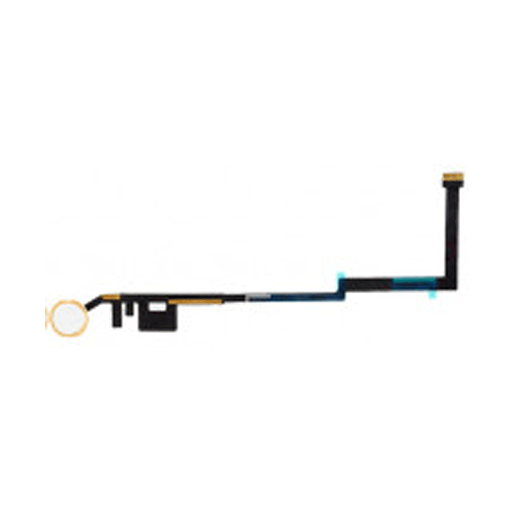 Home Button Flex Cable for iPad 5 (2017)/ iPad 6 (2018) - Gold
