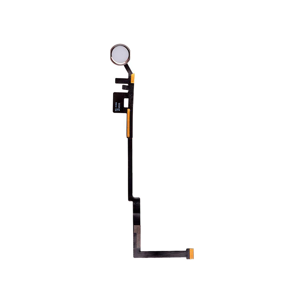 Home Button Flex Cable for iPad 5 (2017)/ iPad 6 (2018) - Silver