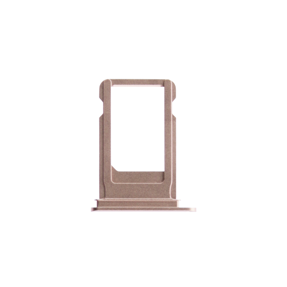 Sim Card Tray for iPhone 7 Plus - Rose Gold (OEM)