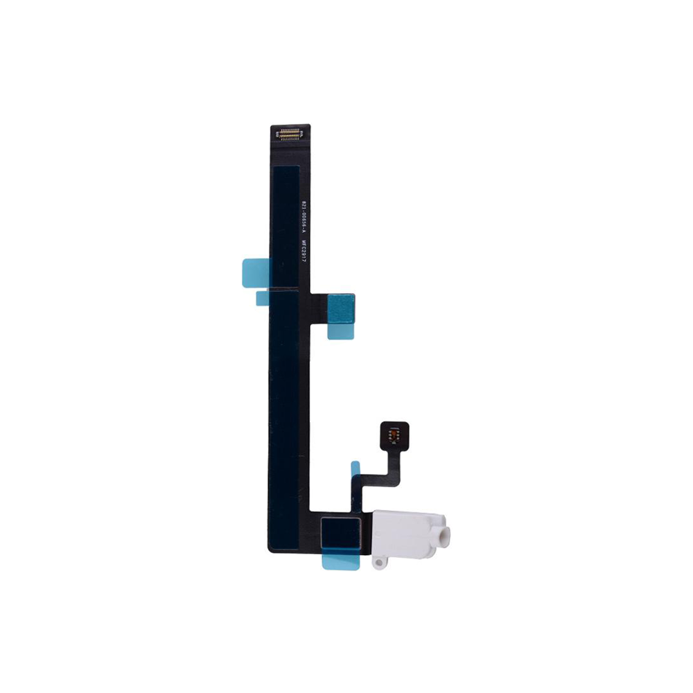 Headphone Audio Jack Flex Cable for iPad Pro 12.9 (2nd Generation) - White