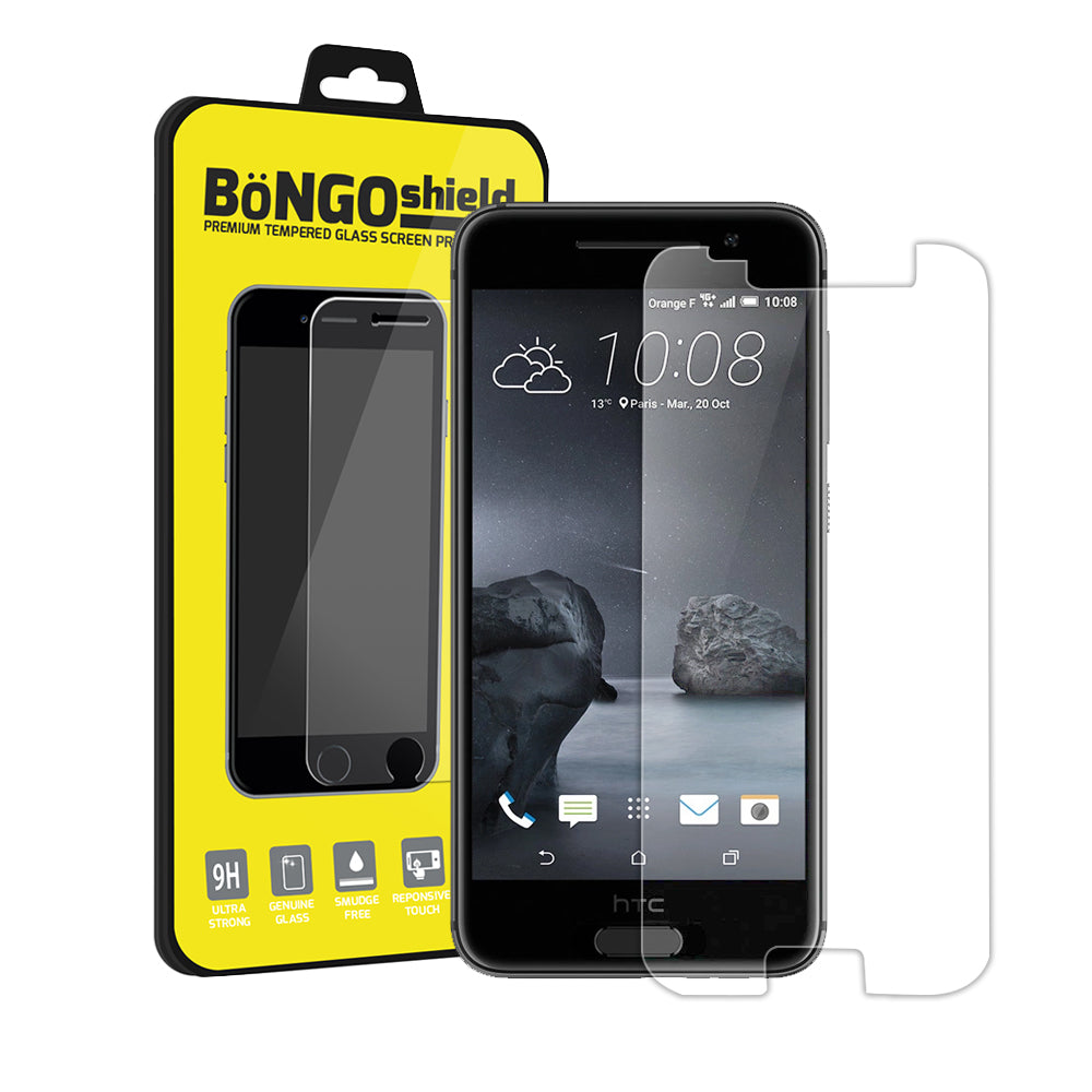 Bongo Shield Tempered Glass Screen Protector - HTC ONE A9