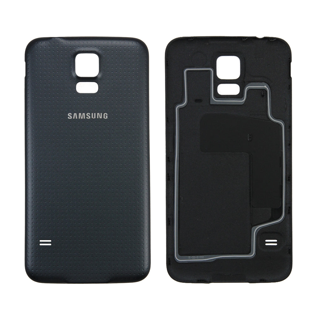 Back Cover Housing for Samsung Galaxy S5 G900F - Black Mist