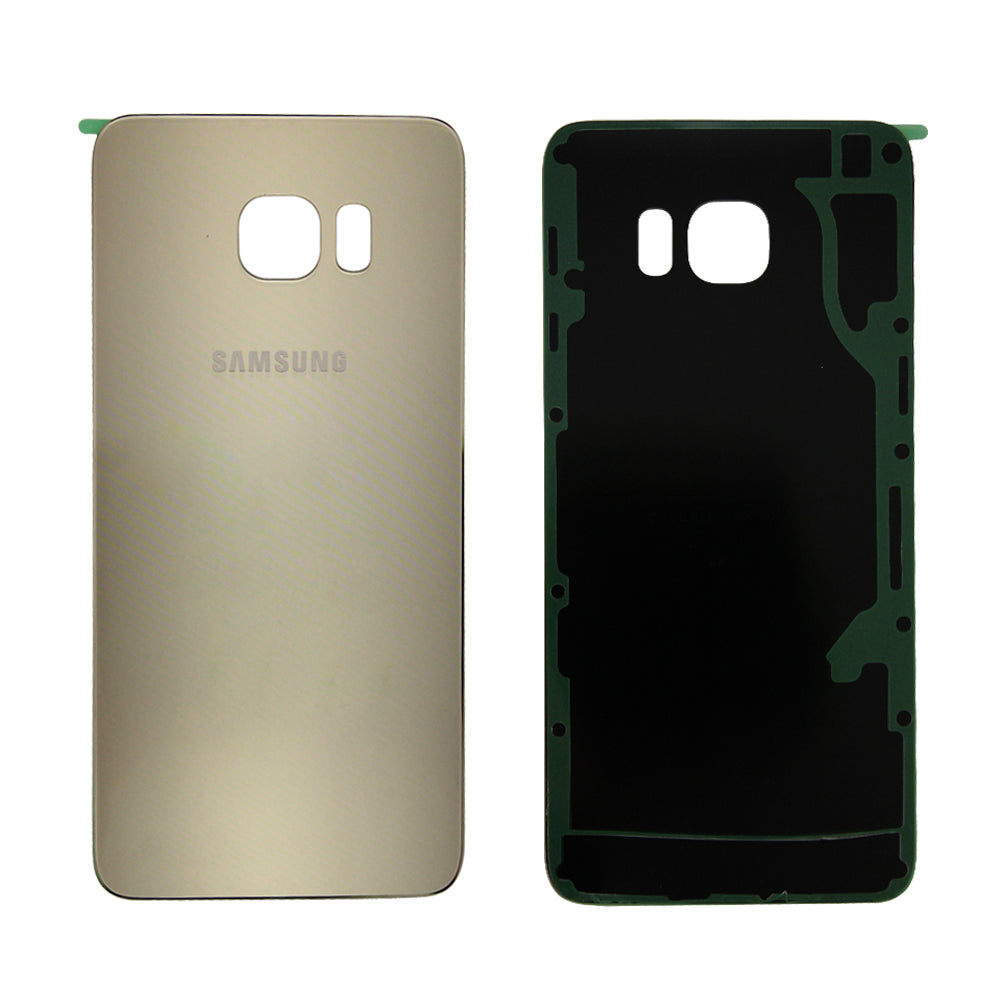 Rear Battery Cover for Samsung Galaxy S6 Edge Plus - Gold Platinum