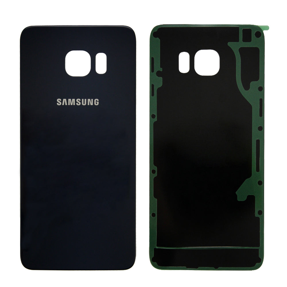 Rear Battery Cover for Samsung Galaxy S6 Edge Plus- Black Sapphire