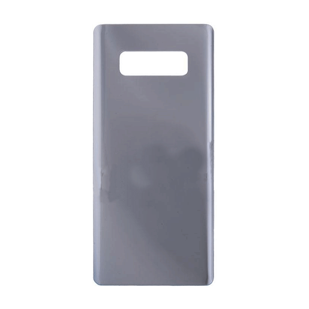 Rear Battery Cover for Samsung Galaxy Note 8 - Silver