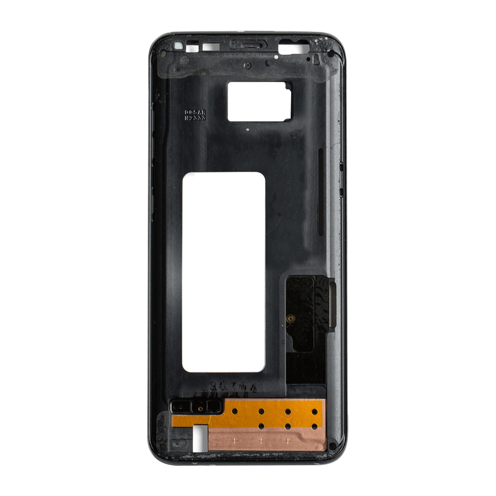 Midframe Bezel for Samsung Galaxy S8 - Black
