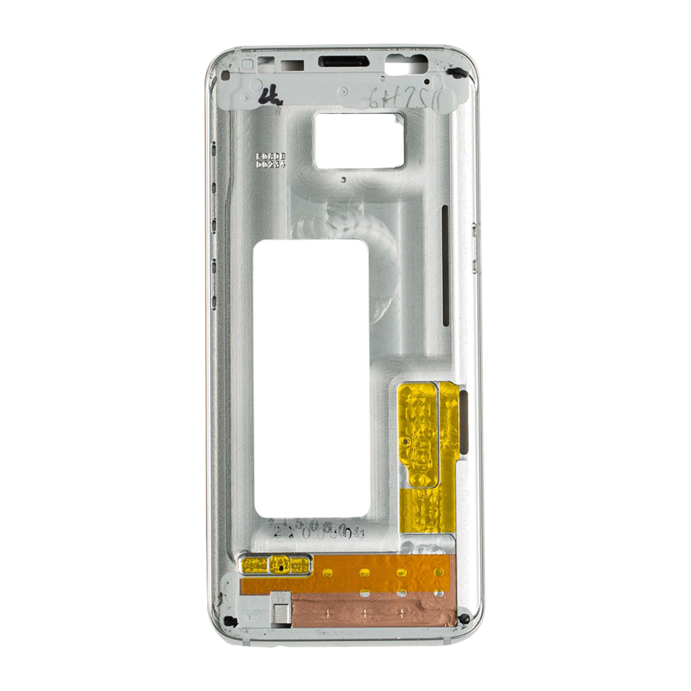 Midframe Bezel for Samsung Galaxy S8 - Silver