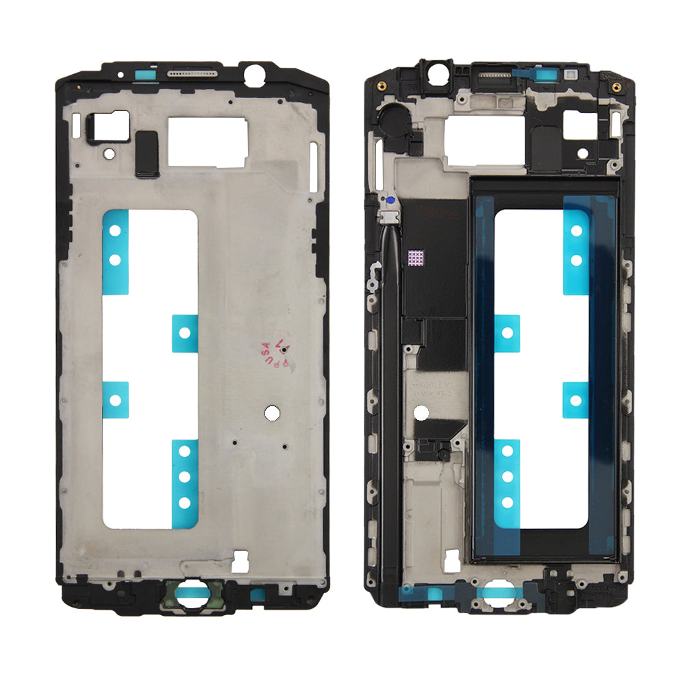Front LCD Frame Housing for Samsung Galaxy Note 5 - USED