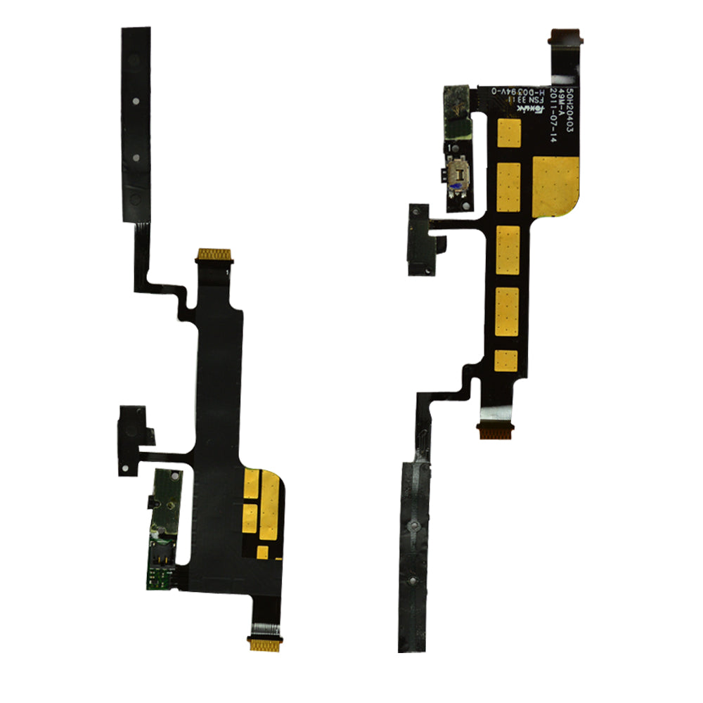 HTC Amaze Side Button Camera Button Flex Cable