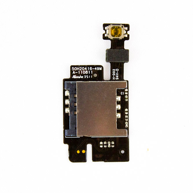 HTC Radar 4G Sim Card Flex Cable