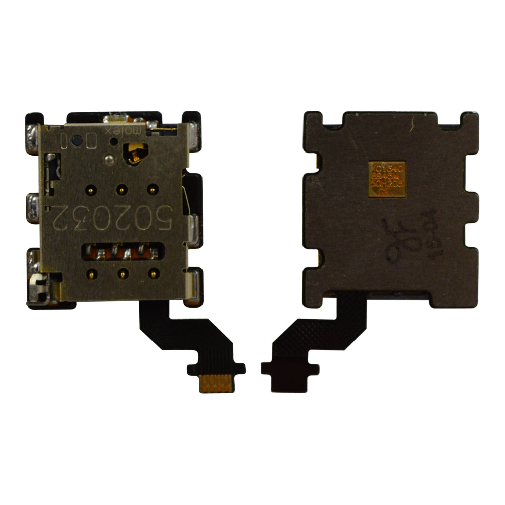 HTC One M8 SIM SD Card Flex Cable
