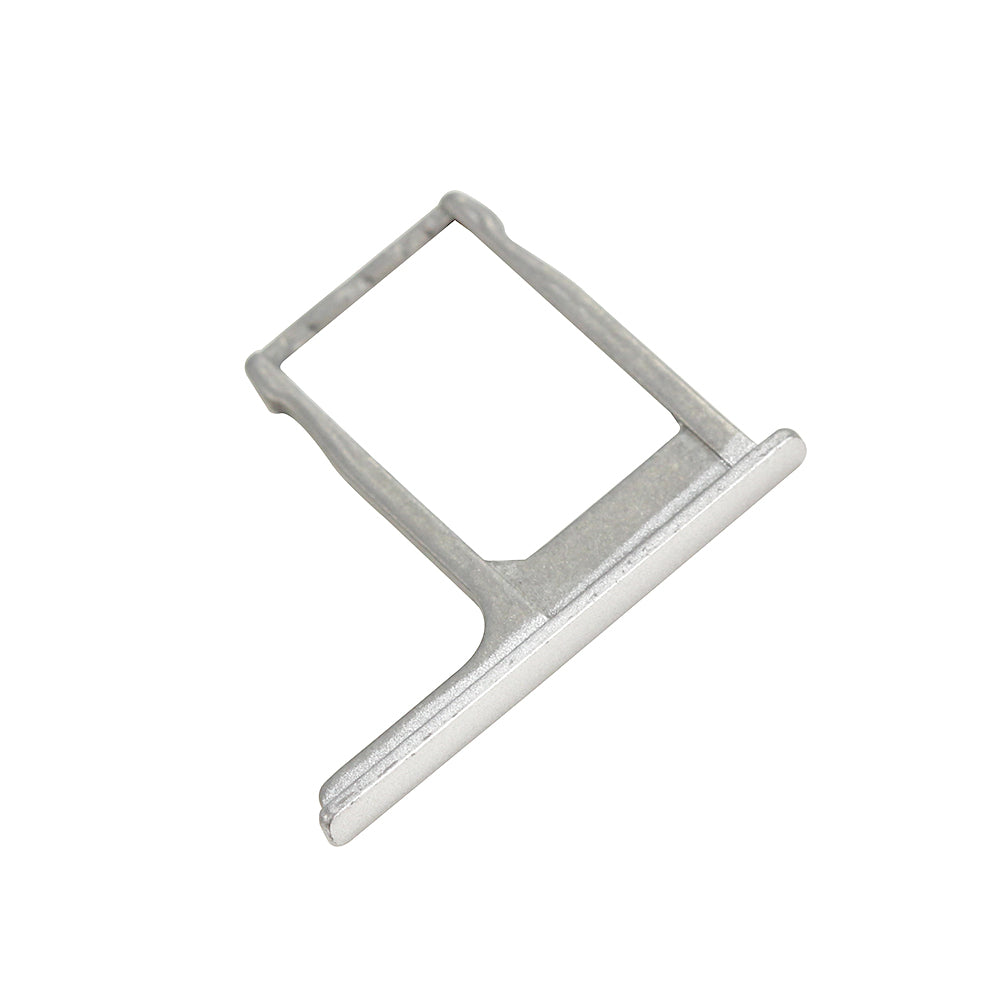 SIM Card Tray for HTC One M8 - Glacial Silver