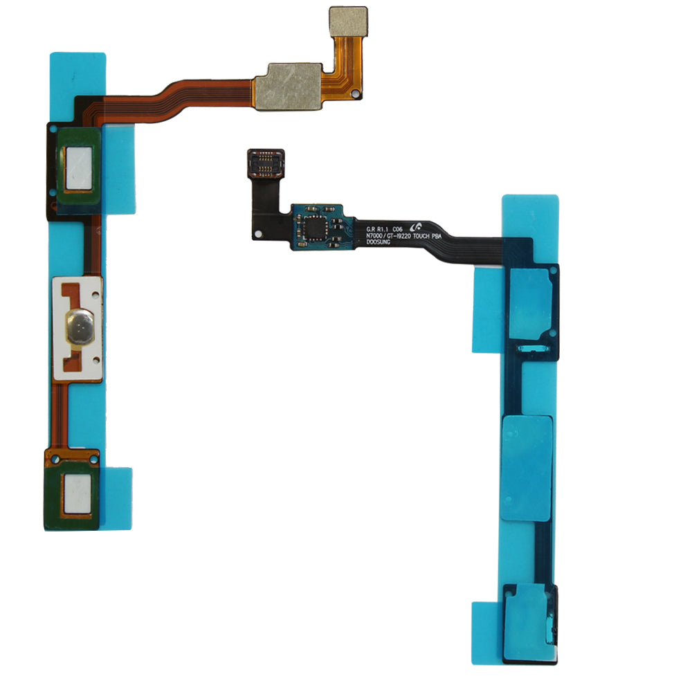 Keypad Button Ribbon Flex Cable for Samsung Galaxy Note