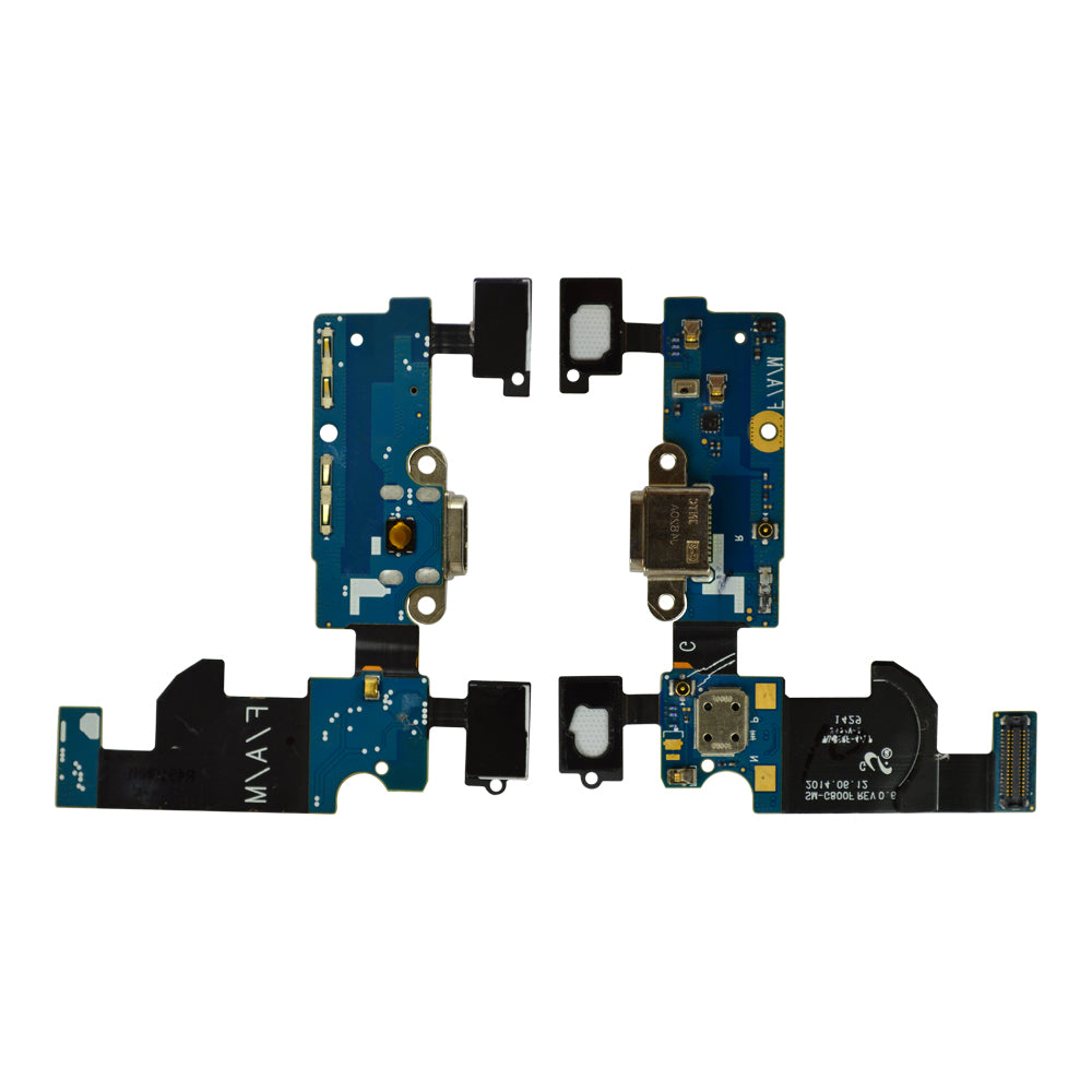 Charging Port Flex Cable for Samsung Galaxy S5 Mini G800F Rev .6