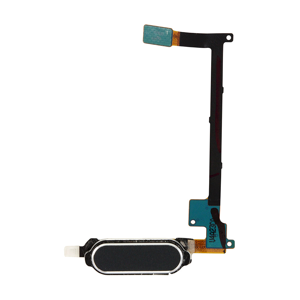Home Button with Touch Sensor Flex Cable for Samsung Galaxy Note 4 - Black
