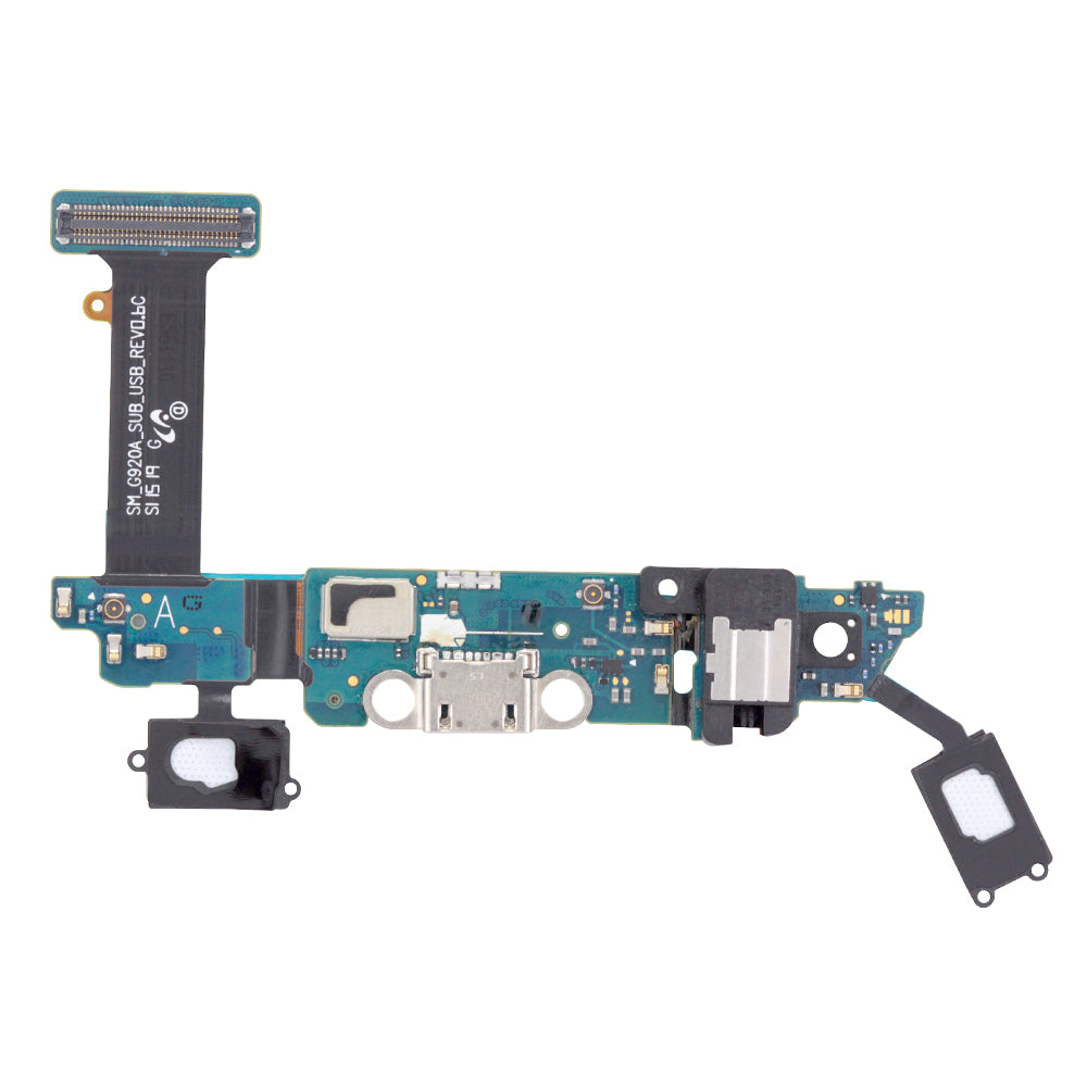 Charging Port Flex Cable for Samsung Galaxy S6 G920A