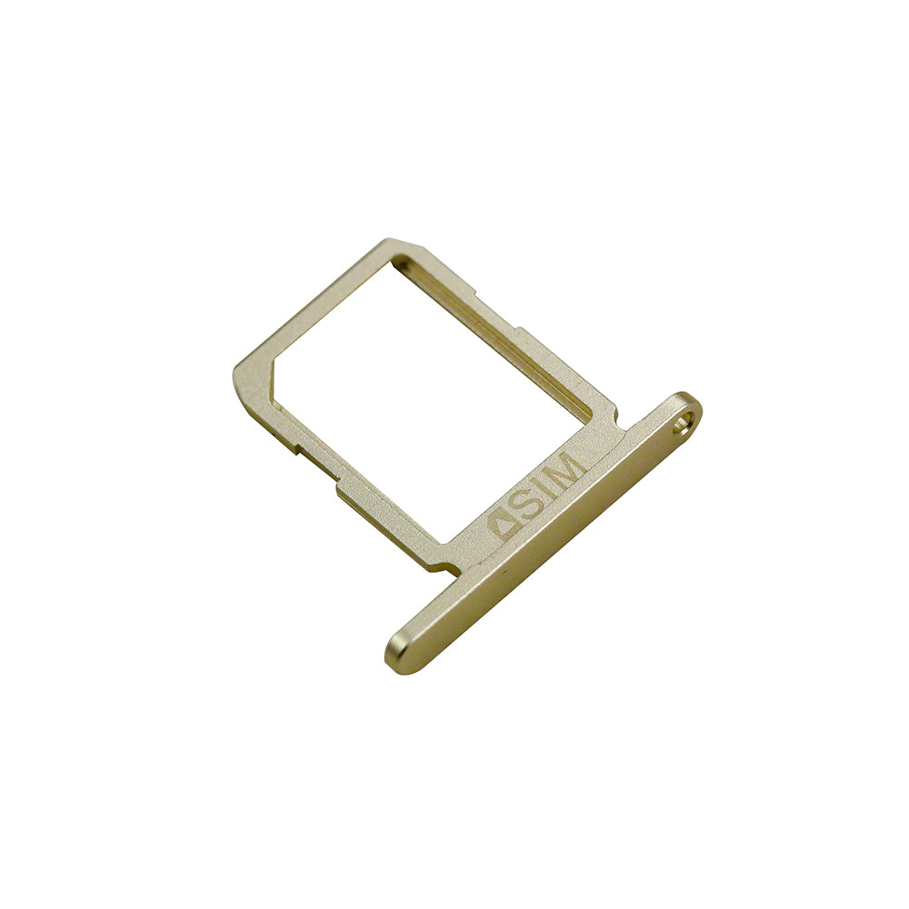 Sim Card Tray for Samsung Galaxy S6 - Gold Platinum