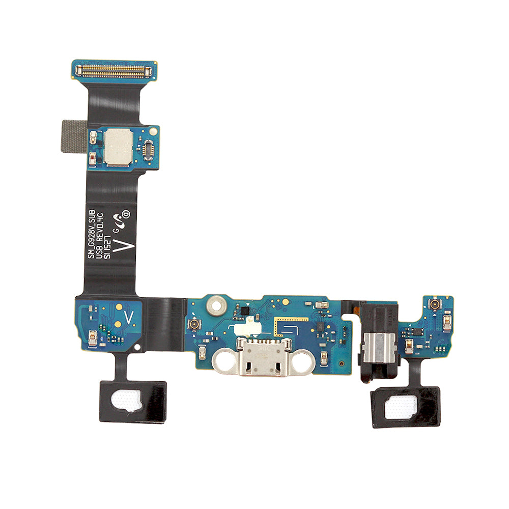 Charging Port Flex Cable for Samsung Galaxy S6 Edge Plus G928V