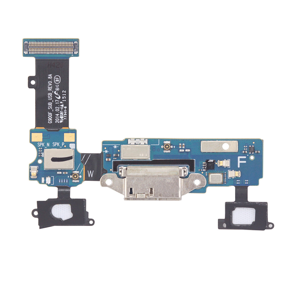 Charging Port Flex Cable for Samsung Galaxy S5 G900F
