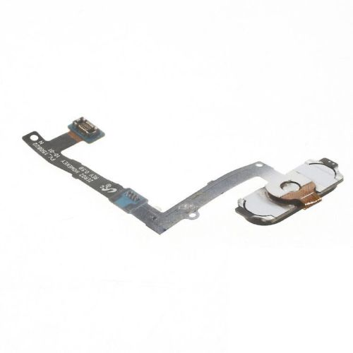 Home Button Flex Cable for Samsung Galaxy S6 Edge Plus - Silver Titanium