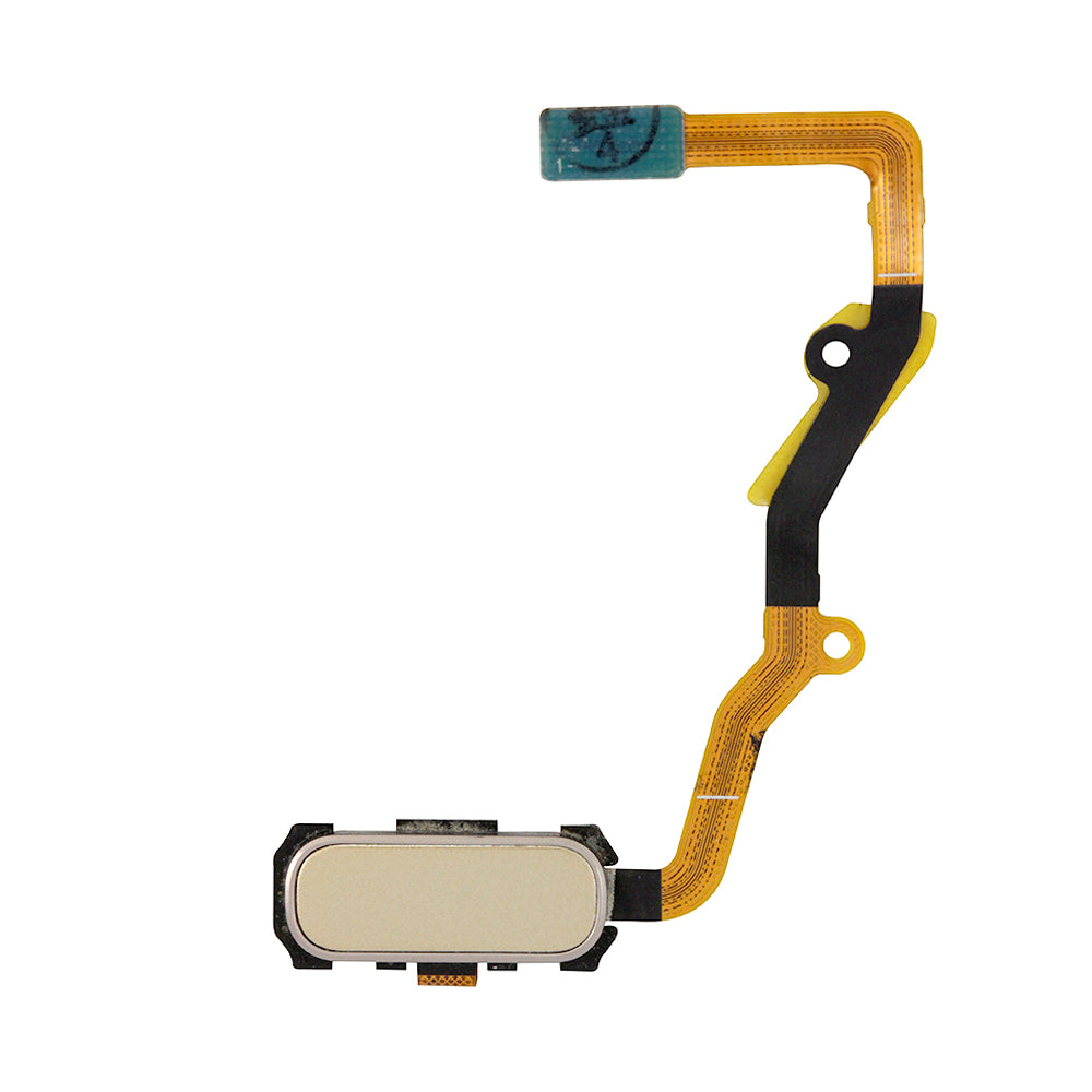 Home Button Flex Cable for Samsung Galaxy S7 Edge - Gold