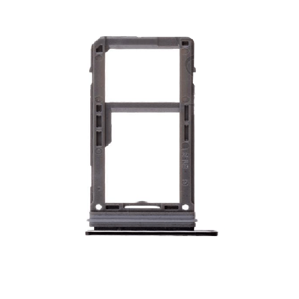 Sim Card Tray for Samsung Galaxy Note 8 - Black (OEM)