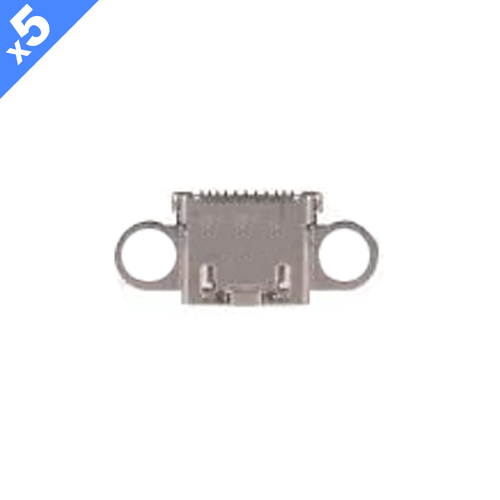 Charging Port (Soldering Required) for Samsung Galaxy Note 4 (Pack of 5)