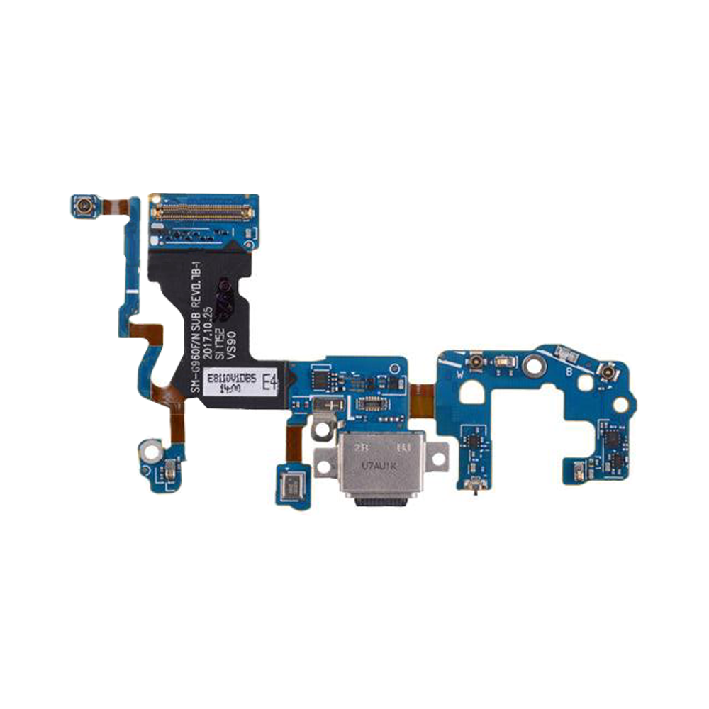 Charging Port with Flex Cable for Samsung Galaxy S9 G960F (International)