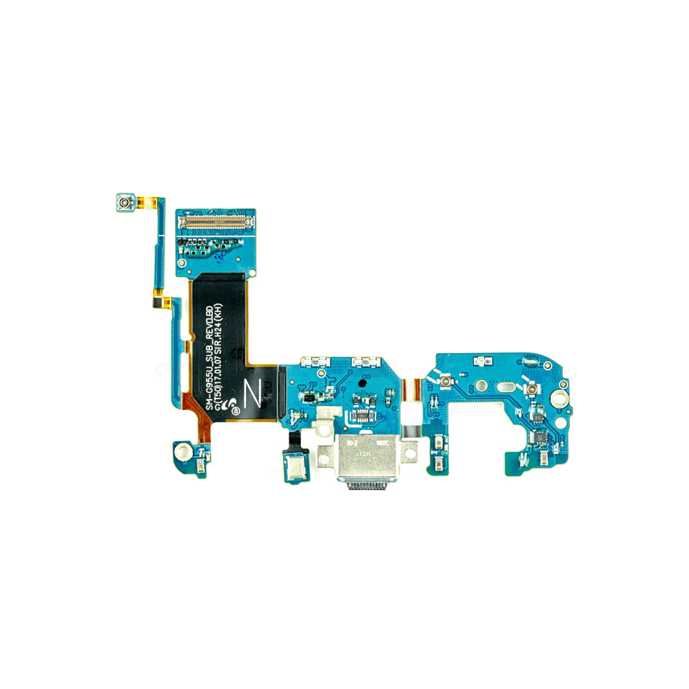 Charging Port Flex Cable for Samsung Galaxy S8 Plus G955U (USA Version)