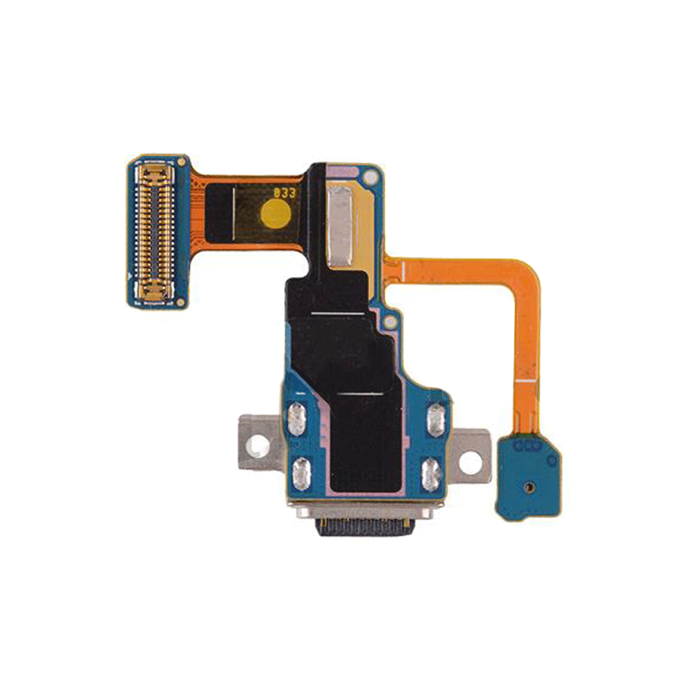 Charging Port with Flex Cable For Samsung Note 9