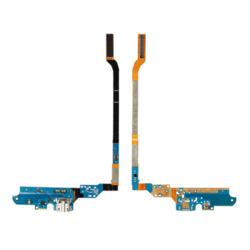 USB Charging Port Microphone Flex Cable for Samsung Galaxy S4 i9505 REV 19