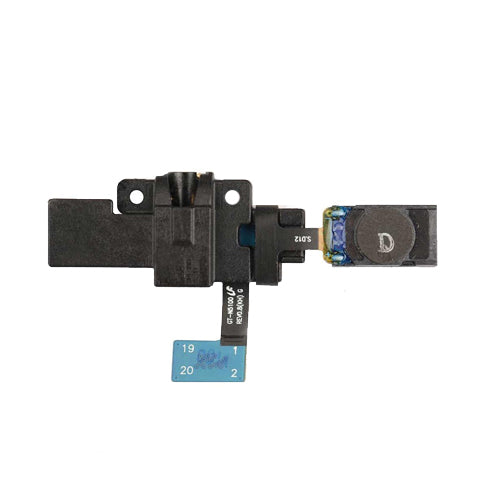 Ear Speaker Earpiece Audio Jack Flex Cable for Samsung Galaxy Note 8.0 Rev 0.4