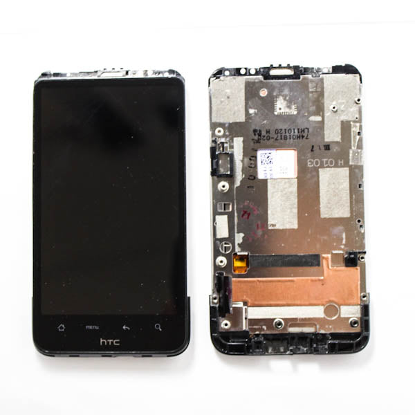 HTC Inspire 4G LCD Digitizer Assembly with Frame