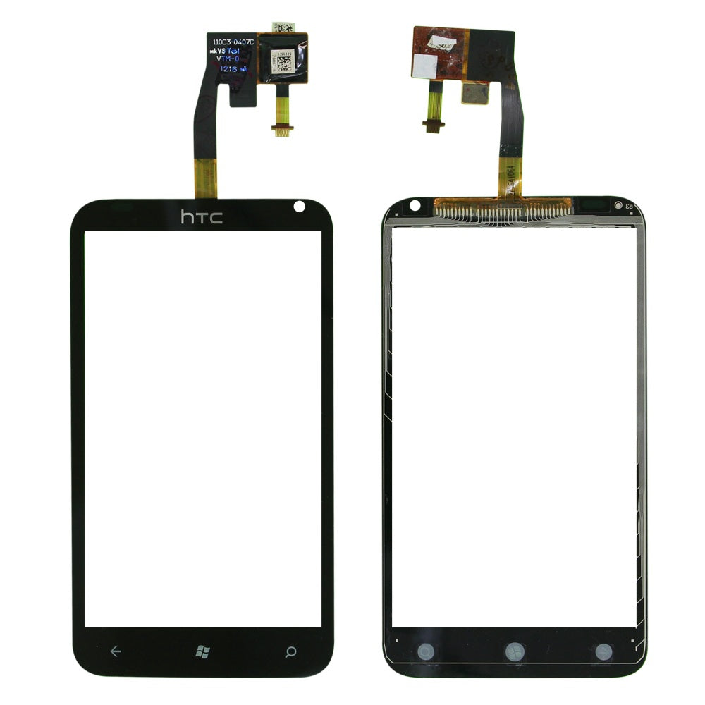 Touch Screen Digitizer for HTC Radar 4G Black