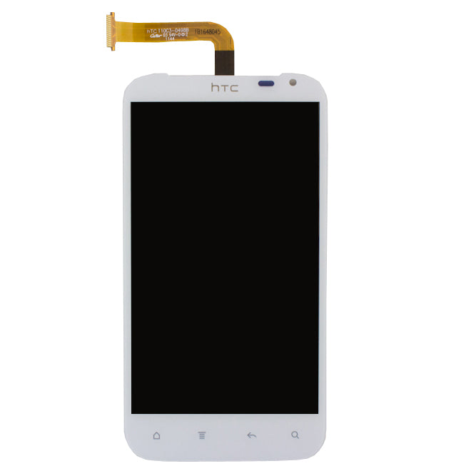 LCD and Touch Screen Digitizer for HTC Sensation XL - White Grade A