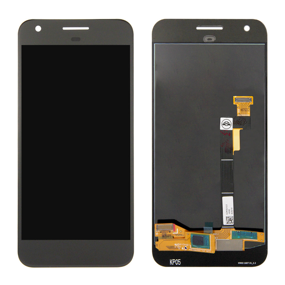 LCD and Touch Screen Digitizer for Google Pixel - Black (OEM)