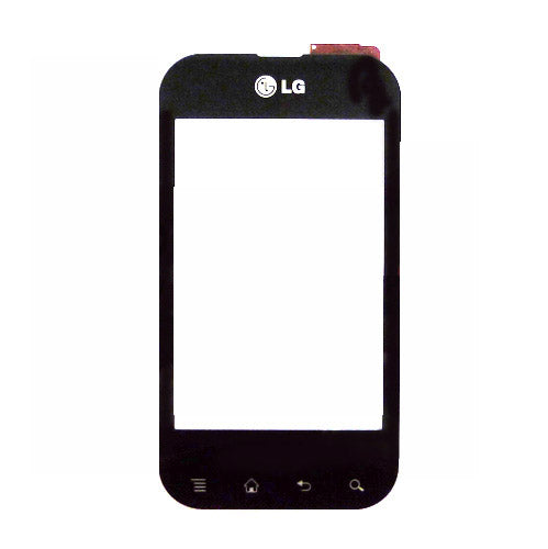 LG Mytouch Q C800 Maxx Digitizer Touch Screen - Grade A