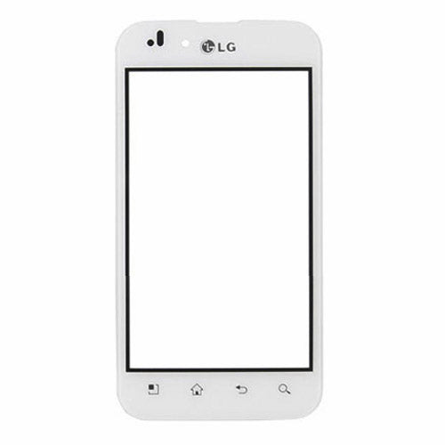 LG Optimus Black P970 Touch Screen Digitizer - White Grade A