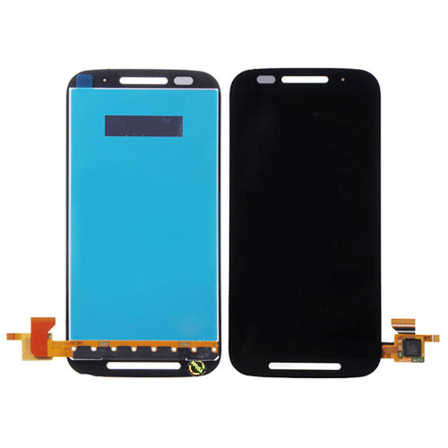 LCD Screen and Digitizer Assembly for Motorola Moto E XT1021 XT1022 No Logo Black